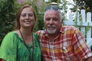 Roseanne & Darin McKee, Aug. 30, 2015