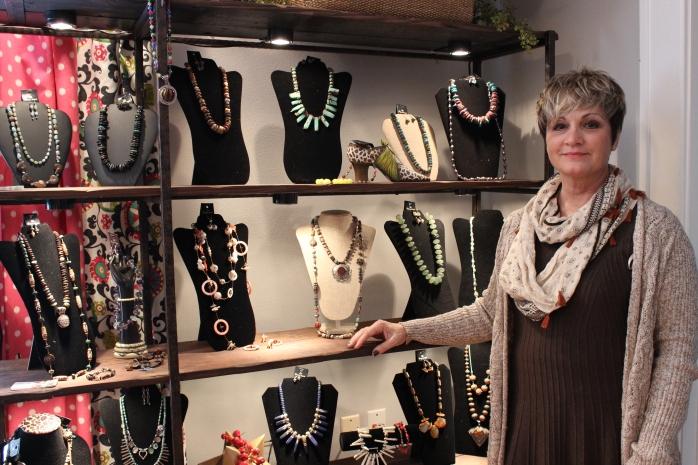 Shaun Collier of Shaun Meri' Jewelry Design
